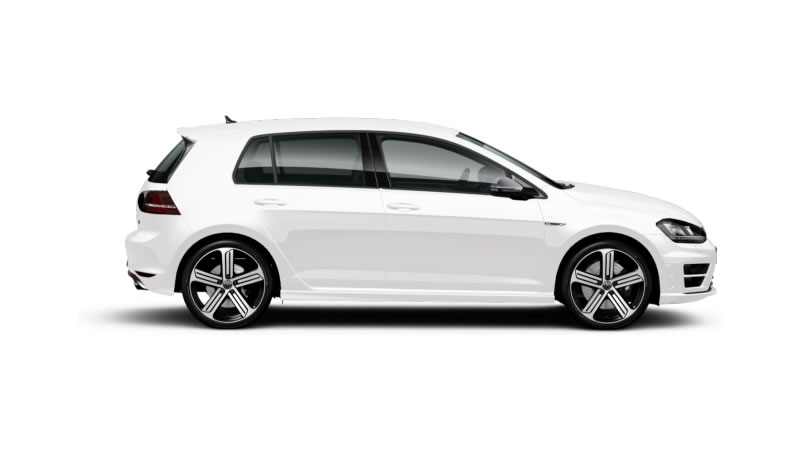 Golf R 6 Speed Manual