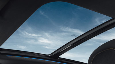 3008 SUV Panoramic Opening Glass Roof