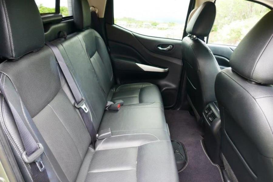 2013 MY12 Nissan Navara D40 S6  ST Utility