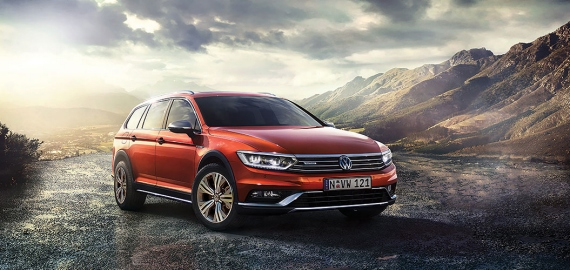 Passat Alltrack Body and Design