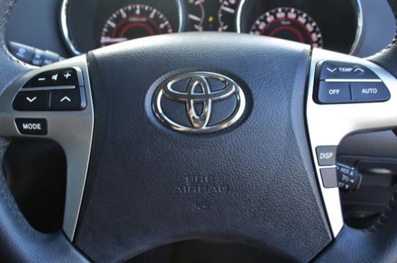 2013 MY12 Toyota Kluger GSU40R  KX-S Wagon