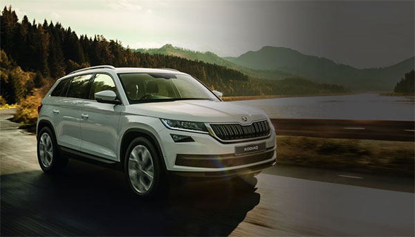 Kodiaq Affordable European Luxury