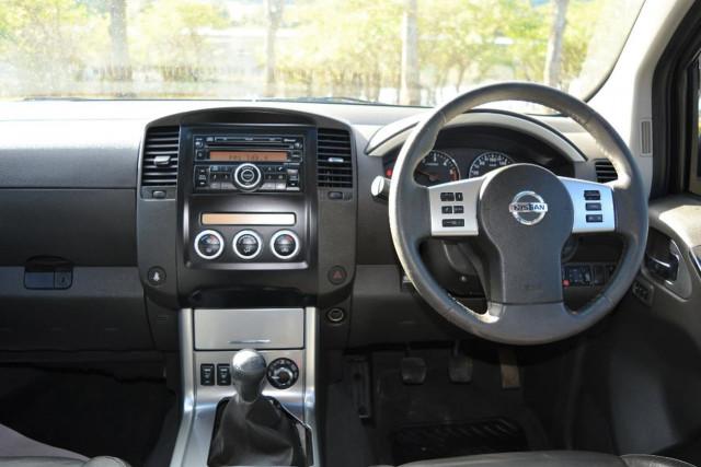 2010 Nissan Pathfinder R51 MY10 ST-L Wagon