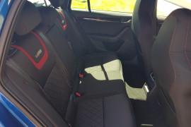 2017 MY18 Skoda Octavia NE RS Wagon Wagon