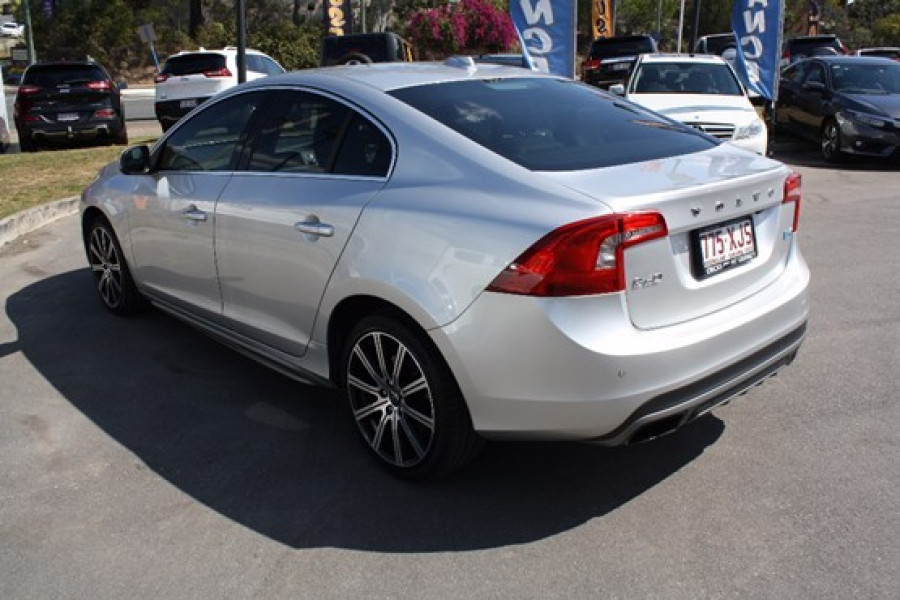 2013 MY14 Volvo S60 F Series  T4 Luxury Sedan