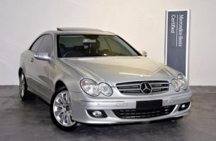 Mercedes-Benz Clk350 ELEGANCE C209 MY07