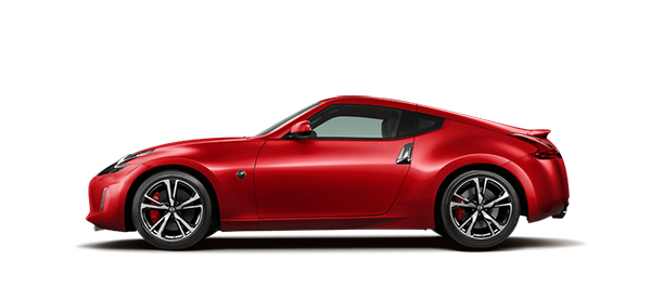 New Nissan 370Z Coupe
