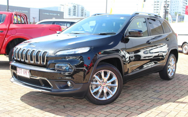 Jeep Cherokee LIMITED KL MY15