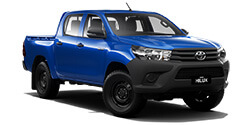 WorkMate 4x4 Double-Cab Pick-Up