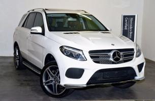Mercedes-Benz Gle350 D W166
