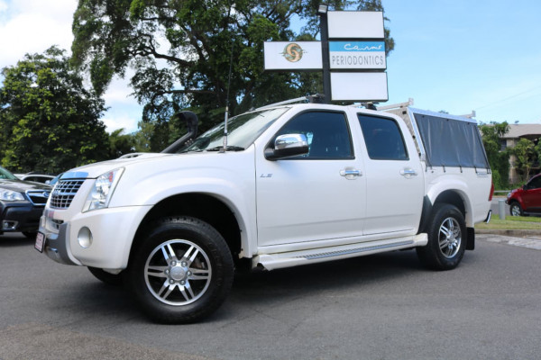 Isuzu Ute D-MAX LS-U (No Series) MY11