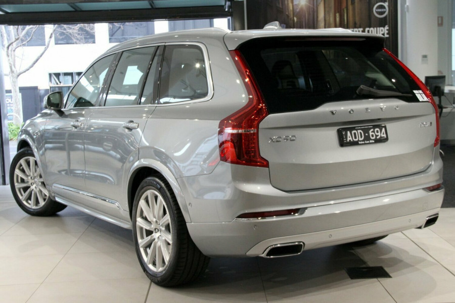2017 MY Volvo XC90 L Series D5 Inscription Wagon