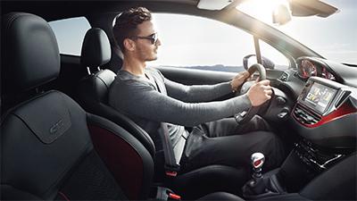 208 GTi Interior Comfort
