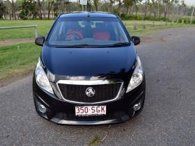 Holden Barina Spark CD MJ