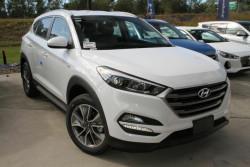 Hyundai Tucson Active X 2WD TL MY18