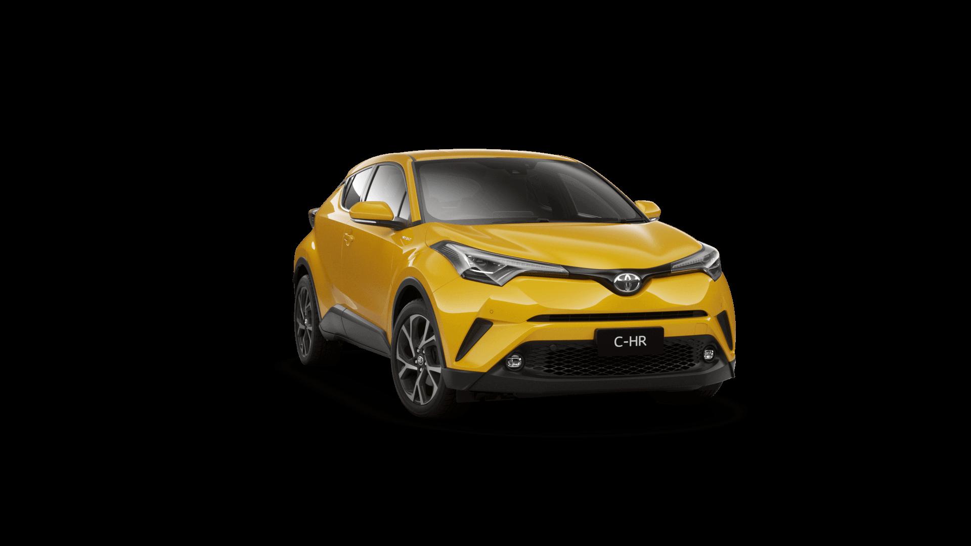 C-HR AWD Koba <span>Petrol | Auto CVT</span>