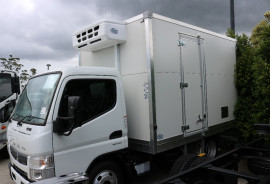 Fuso Canter 515 Wide Cab CITY CAB