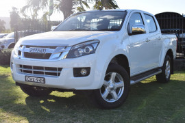 Isuzu Ute D-MAX LS HIGH RIDE (No Series) MY12