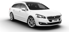New Peugeot 508 Touring