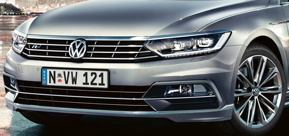 Passat Safety in spades