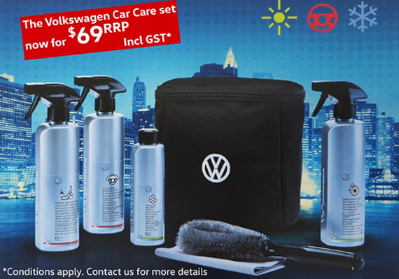 Volkswagen Car Care Set