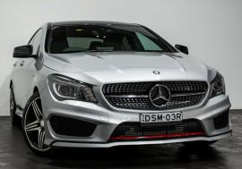 Mercedes-Benz CLA250 Sport DCT 4MATIC C117 806MY