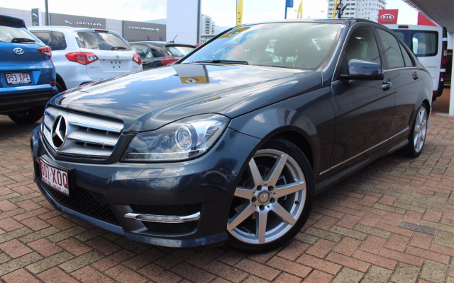 Mercedes-Benz C250 Cdi BLUEEFFICIENCY AVANTGARDE W204 MY13