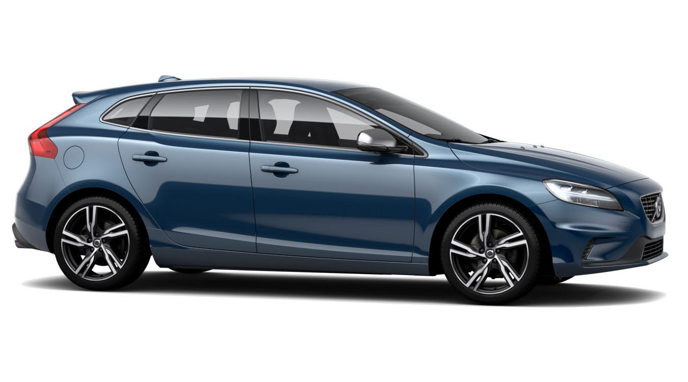2018 Volvo V40 M Series T5 R-Design Hatchback