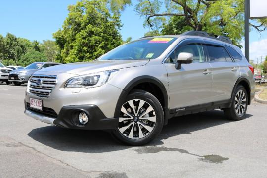 Subaru Outback 2.5I PREMIUM 5GEN MY16