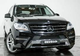 Mercedes-Benz ML250 BlueTEC 7G-Tronic + W166 MY805