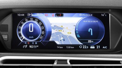 Grand C4 Picasso Panoramic Screen