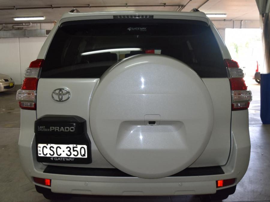 2013 Toyota Landcruiser Prado KDJ150R Turbo VX Wagon