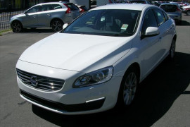 2015 MY16 Volvo S60 F Series D4 Kinetic Sedan