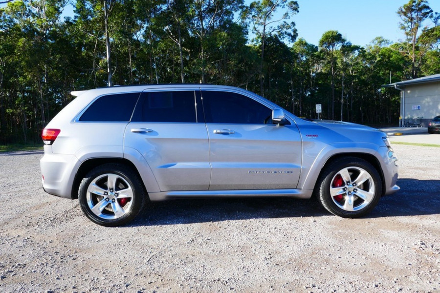2013 MY14 Jeep Grand Cherokee WK  SRT Wagon
