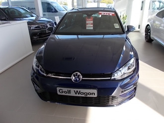 2017 MY18 Volkswagen Golf Wagon 7.5 110TSI Highline Wagon