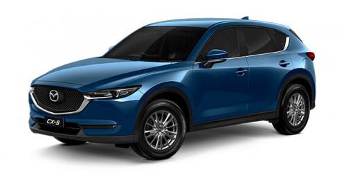 2017 Mazda CX-5 KF Maxx Sport Wagon