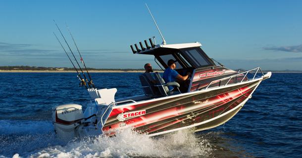 New Stacer 589 Ocean Ranger HT