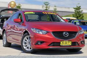 Mazda 6 Touring GJ1021