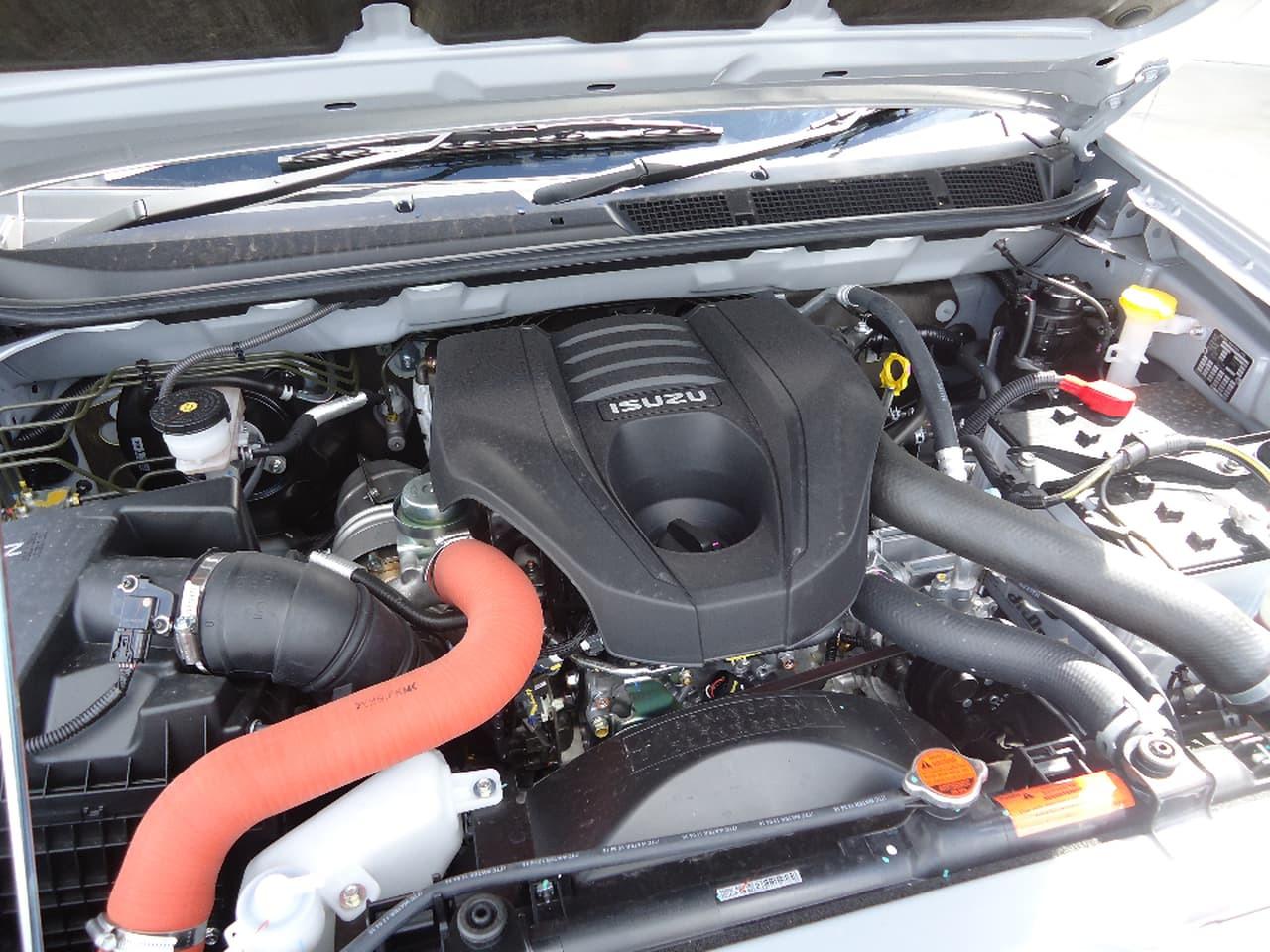 2017 Isuzu UTE D-MAX 4x4 SX Crew Cab Ute Utility