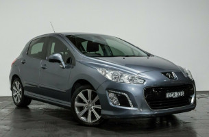 Peugeot 308 Active Touring HDI T7 MY12