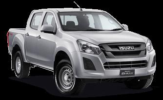 D-MAX 4X4 SX CREW CAB UTE MANUAL