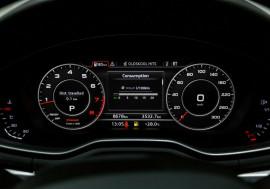 2017 Audi A4 B9 F4 MY17 allroad S tronic quattro Wagon