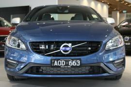 2016 MY17 Volvo S60 F Series T5 R-Design Sedan