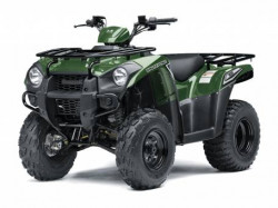 New Kawasaki 2017 Brute Force 300