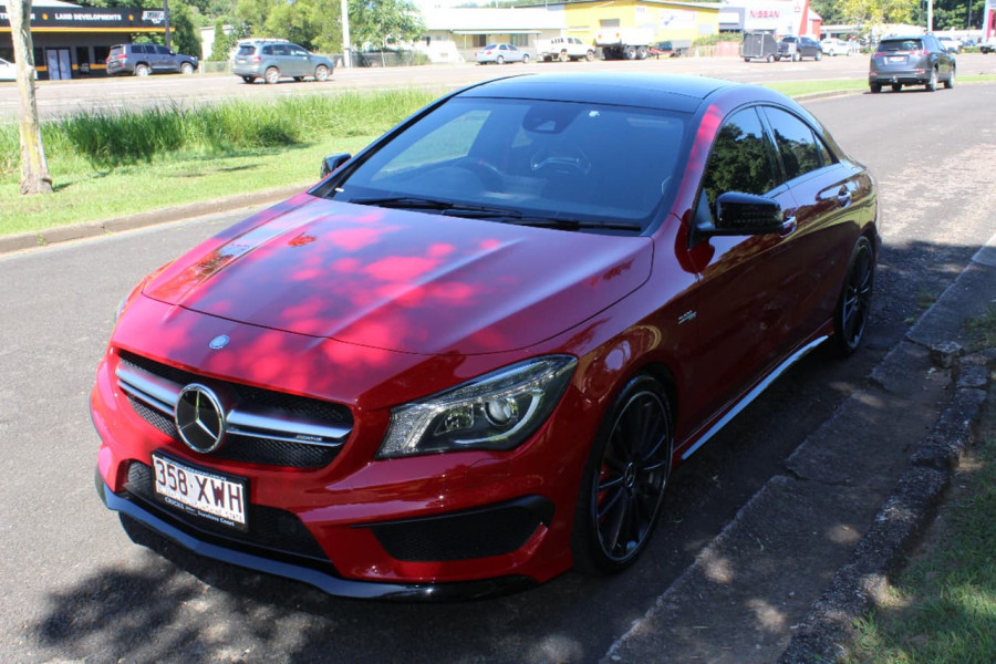 2013 MY14 Mercedes-Benz Cla45 C1 CPE Coupe