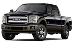New Ford F-Truck 250 King Ranch