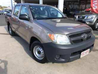 Toyot HiLux WORKMATE TGN16R