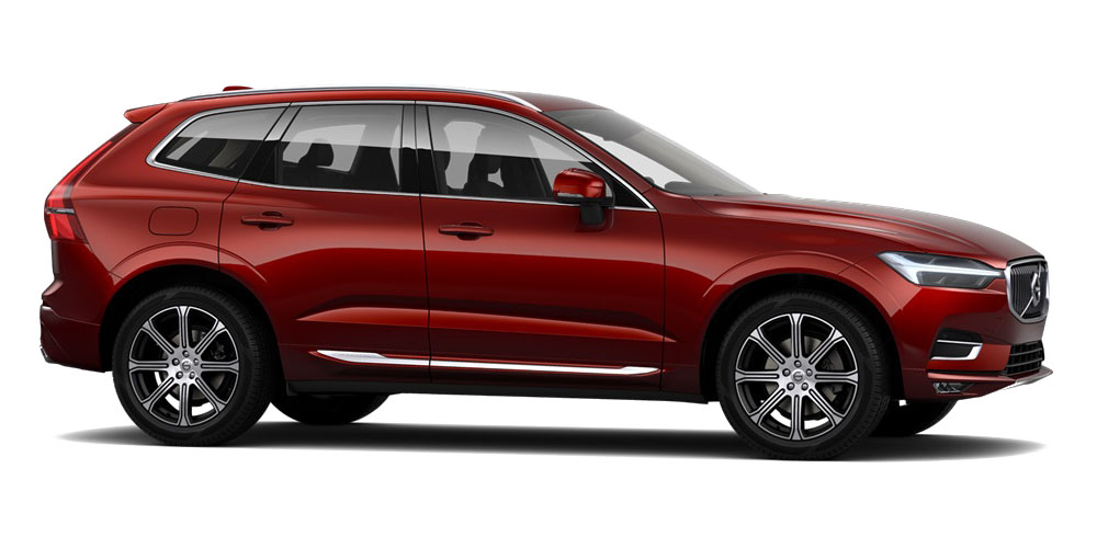 2017 MY18 Volvo XC60 UZ D4 Inscription Wagon
