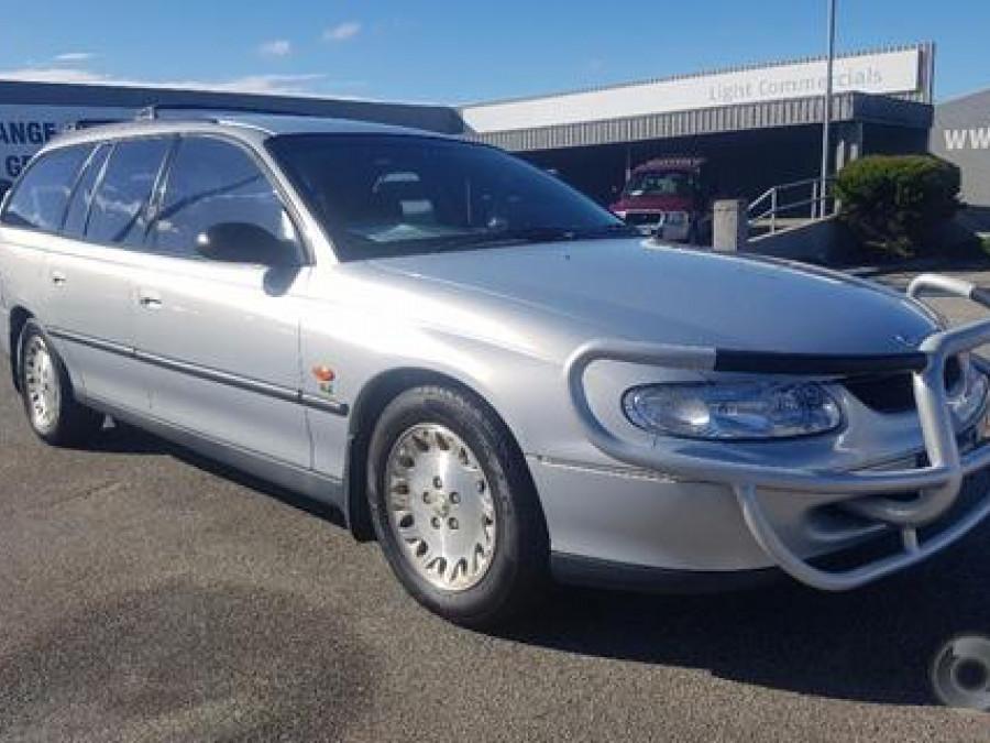 1999 Holden Commodore Executive Wagon