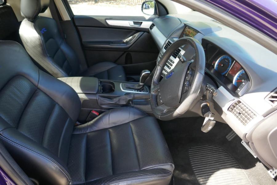 2011 Ford Falcon FG XR6 Ltd Edit. Utility
